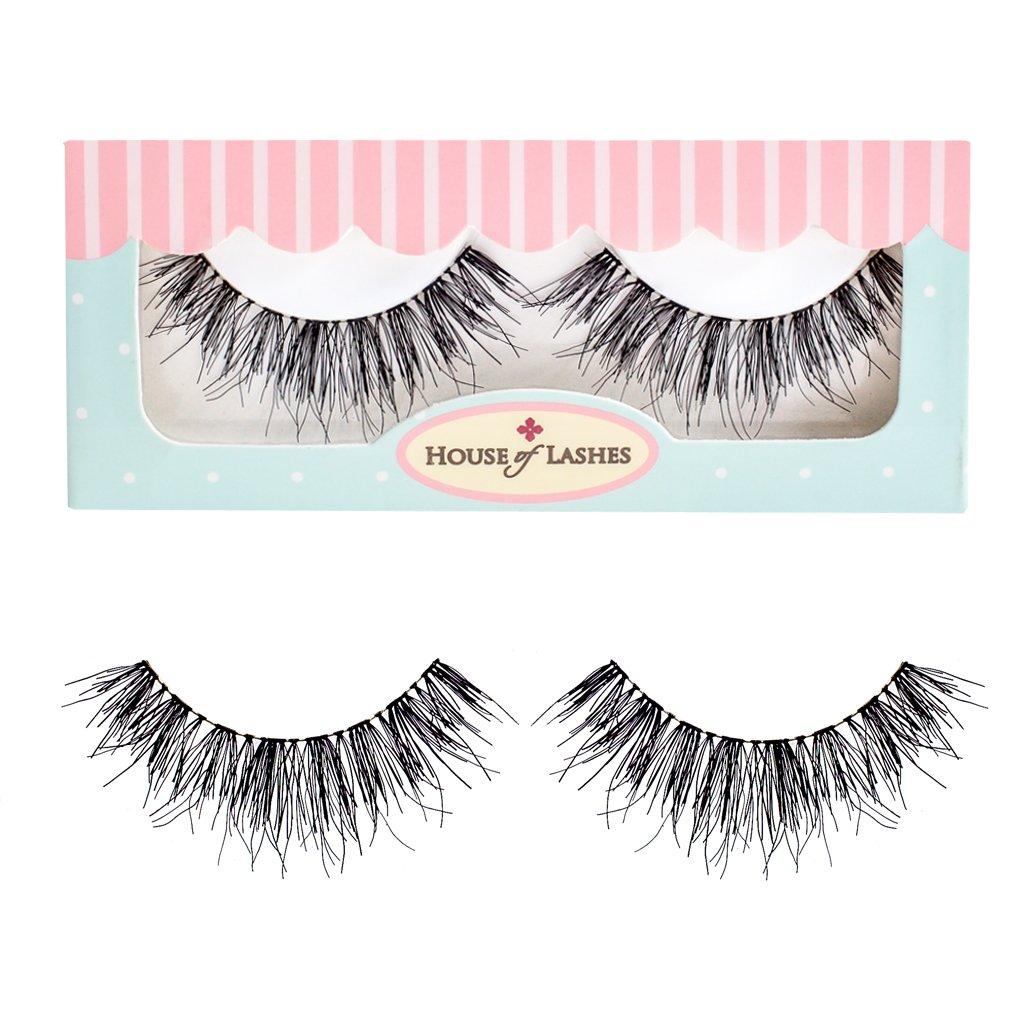 fb5e7208079 Amazon.com : House of Lashes Temptress Wispy False Eyelashes (1 PACK) :  Beauty