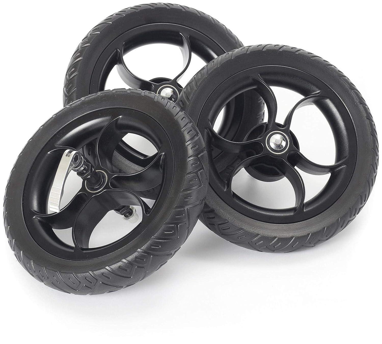 Quinny Buzz 4 front wheel module profile tires all terrain wheel