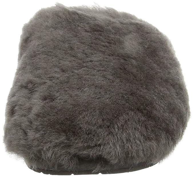 2d47cf779c2 Amazon.com   UGG Australia Womens Fluff Clog Grey Slipper - 5 ...