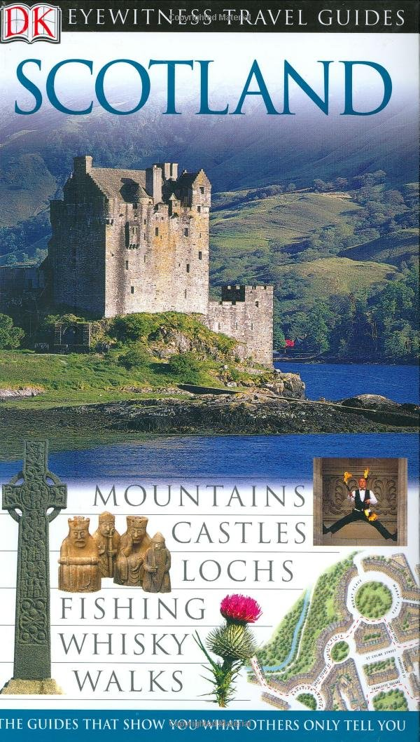 Download Scotland (Eyewitness Travel Guides) pdf epub