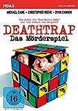 Deathrap - Das Mörderspiel / Hochspannender Thriller mit Michael Caine und Christopher Reeve (Pidax Film-Klassiker)
