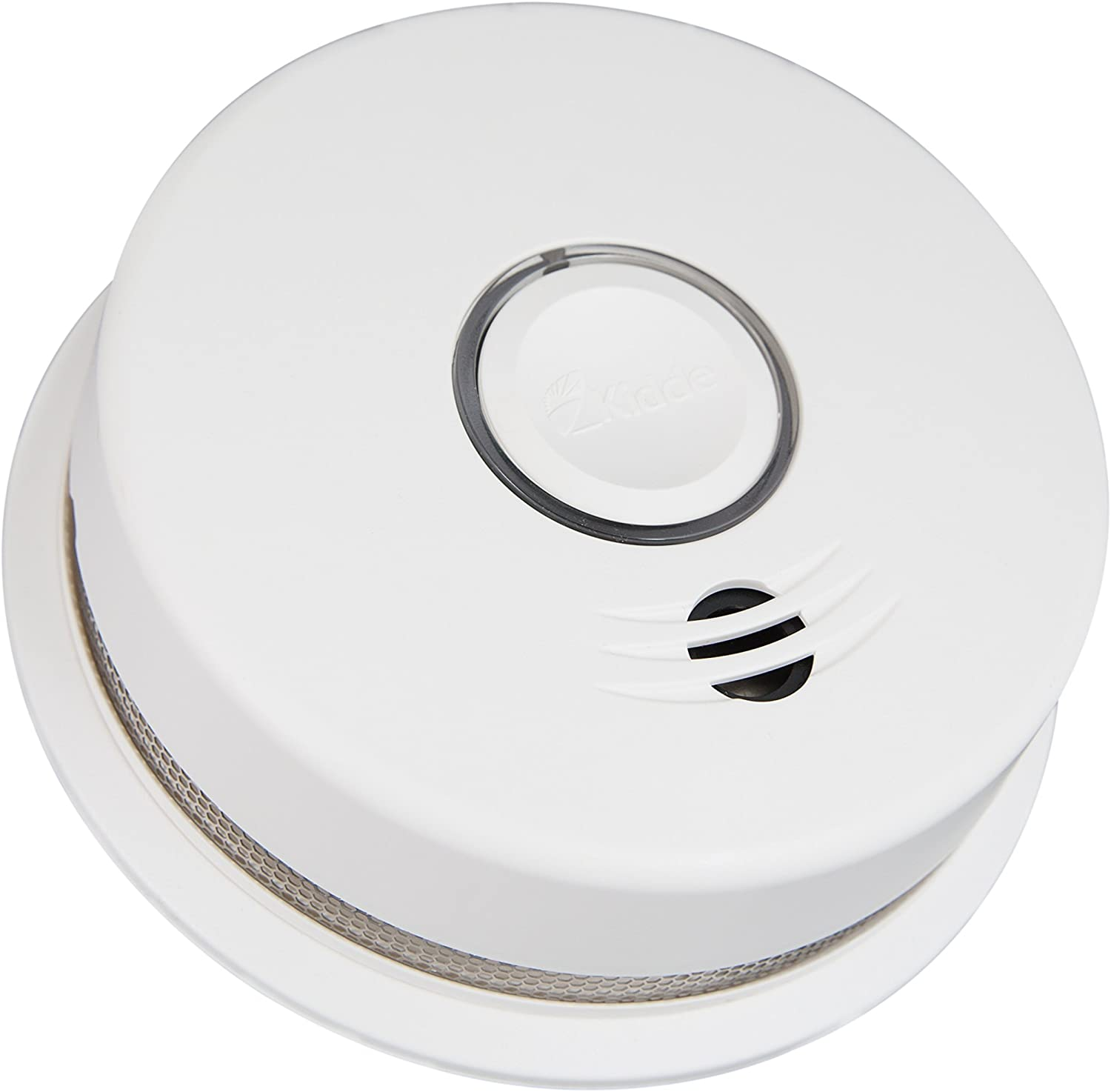 Kidde P4010DCSCO-W Wire-Free Interconnect Combination CO 10-Year Sealed-in Lithium Battery Smoke Alarm