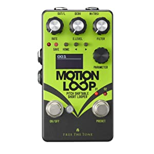 Free The Tone MOTION LOOP
