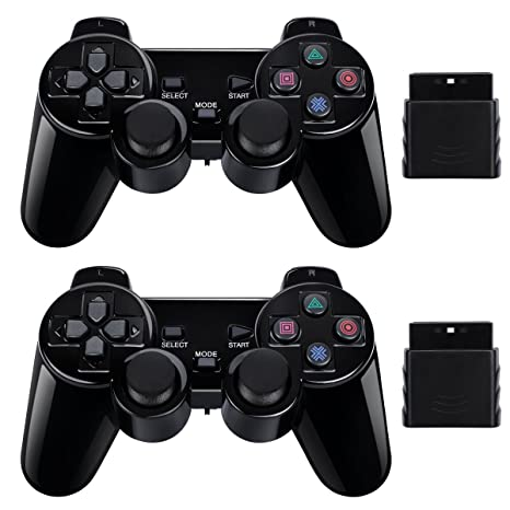 Wireless ps2 controller with l298 motor driver | forum.