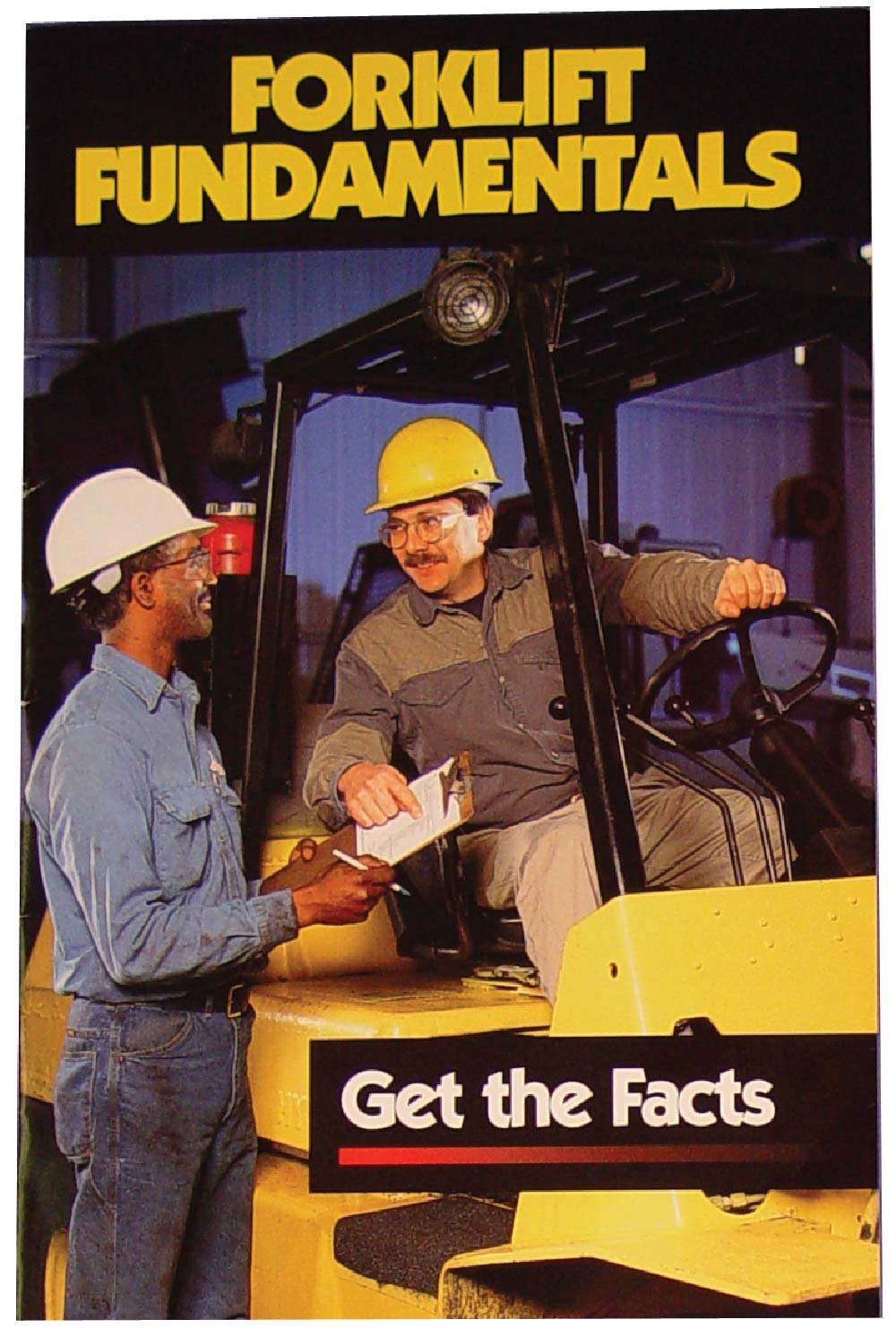 National Marker HB10 Forklift Fundamentals Safety Awareness Handbook