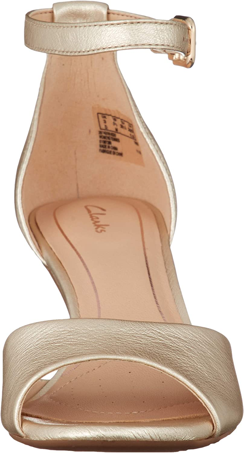 Clarks Laureti Grace Escarpins Bride Cheville Femme