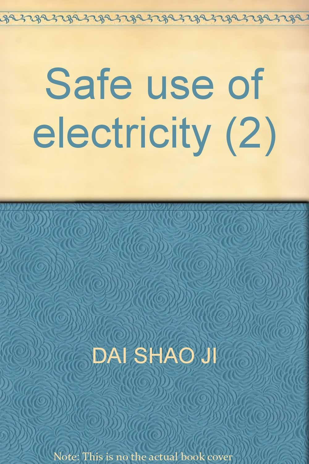 Download Safe use of electricity (2) pdf