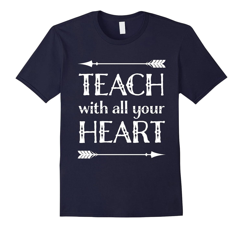 Teacher T-shirt Back To School Teaching Appreciation Gift-BN