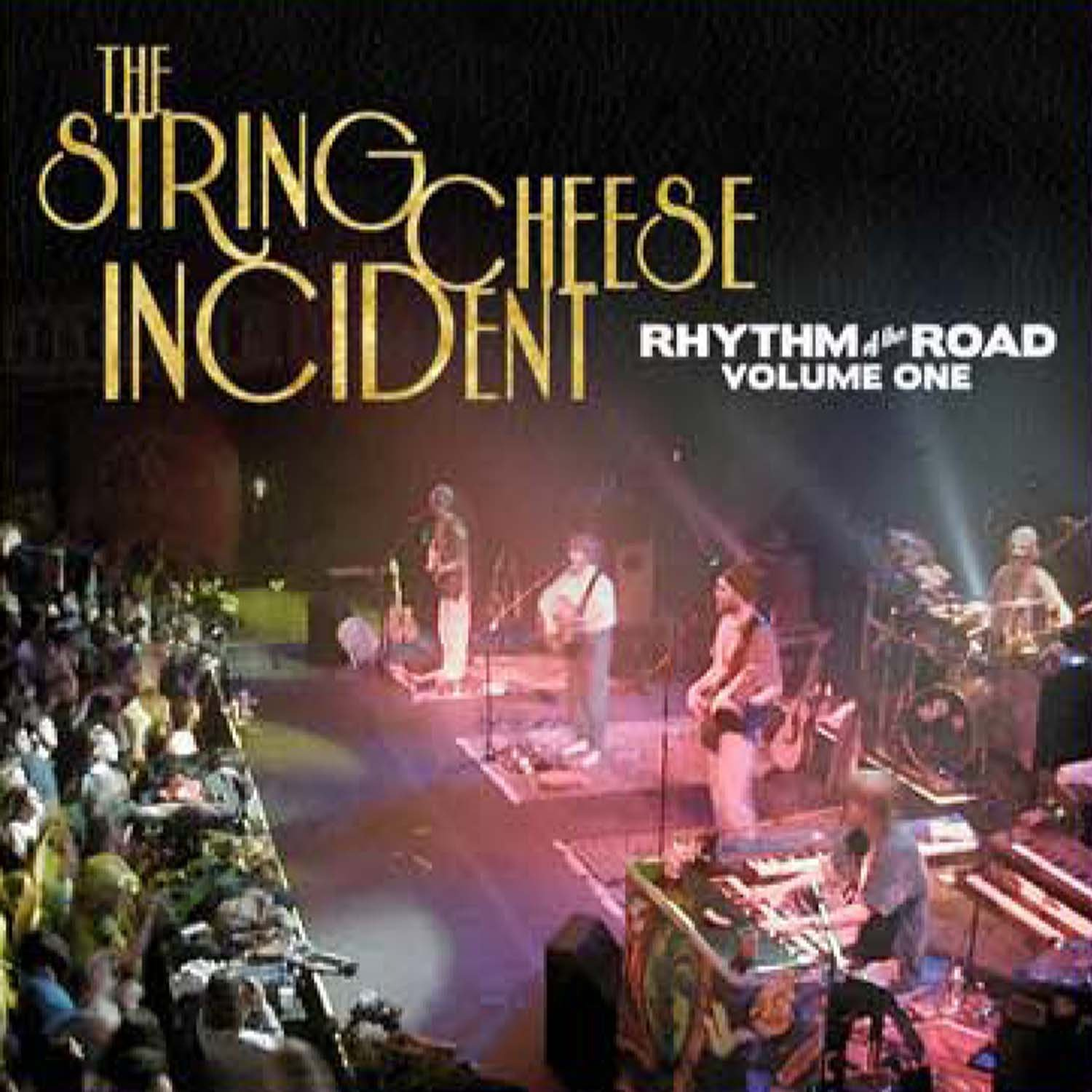 Image result for String Cheese Incident Rhythm of the road volume 1