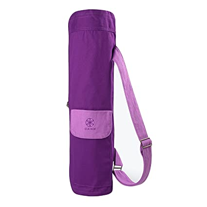 Gaiam - cremallera Cargo bolsillo yoga mat bolsas - 05-62011 ...