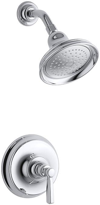 kohler kt105834cp bancroft ritetemp shower