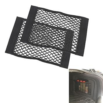 Aufbewahrungsnetz Elastische String-Net-Mesh-Tasche Lagerung Organizers Auto LKW