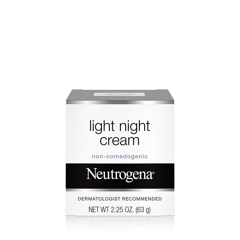 Neutrogena Light Facial Night Cream, 2.25 Oz.: Beauty