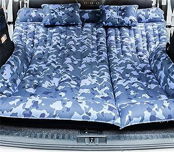 CHUANGDIAN Cama Hinchable Coche SUV Cama de Aire Trasera de ...