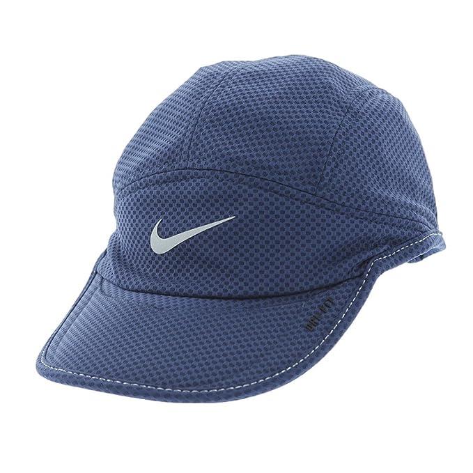 7c2826e3 ... usa nike mesh daybreak running hat navy reflective silver size one size  9fdb3 9196e