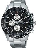 Pulsar Herren-Armbanduhr Chronograph Quarz verschiedene Materialien PF3A07X1