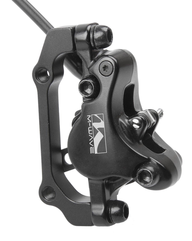 M-Wave Front Hydraulic Disc Brake Black