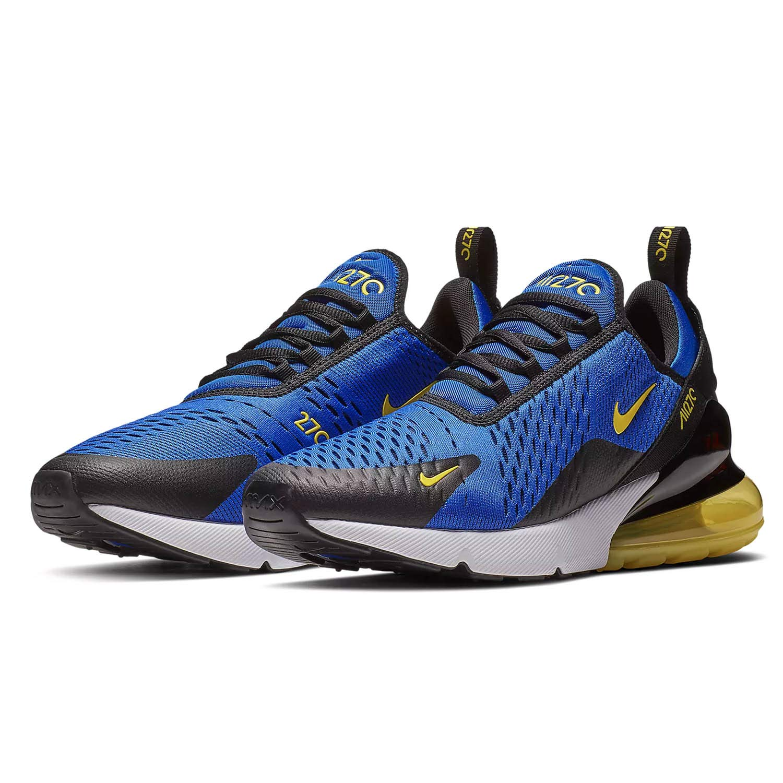 blå Nike skor Air Max Max Max 270  varm begränsad upplaga
