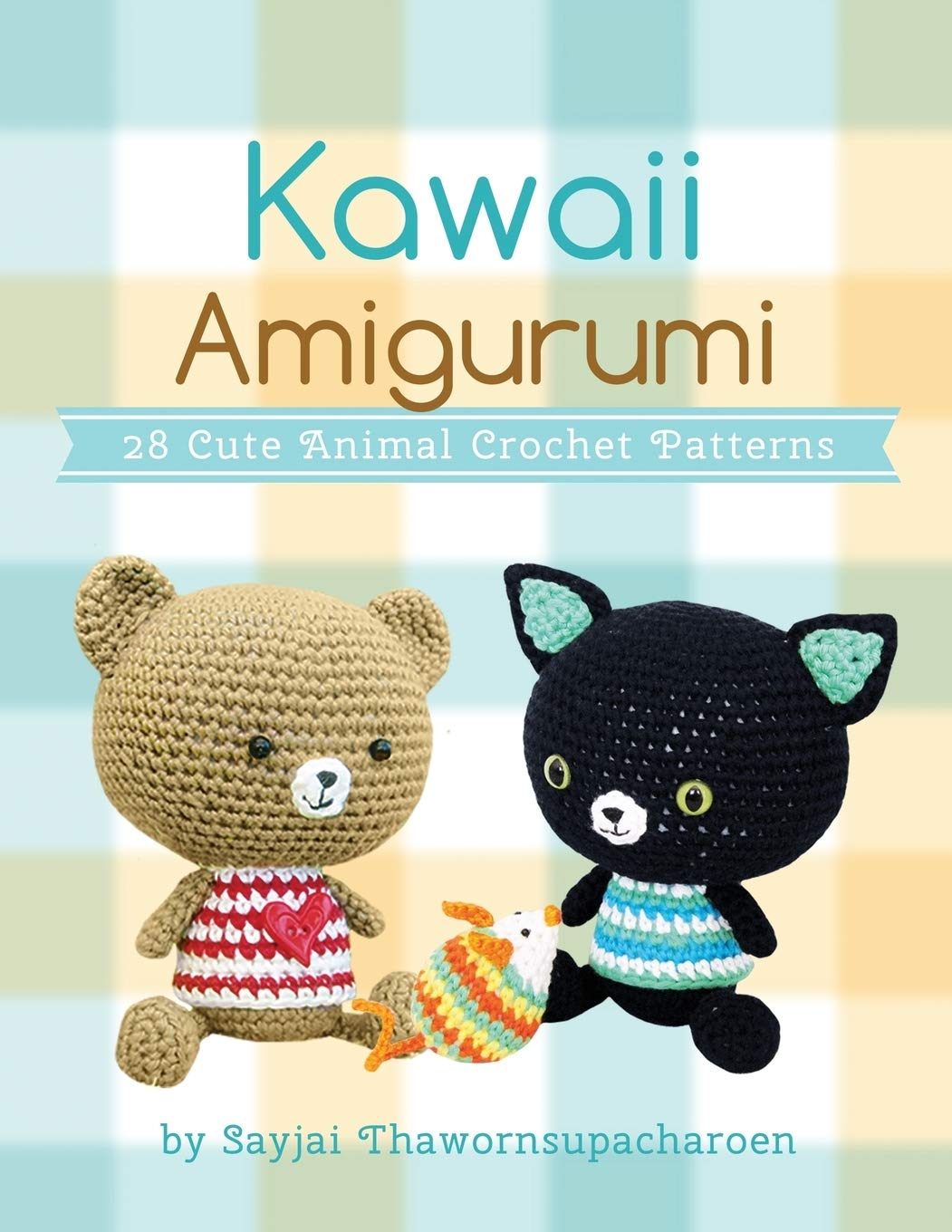 150 Best Cute Crocheted Amigurumi Patterns Ideas Pictures - Page ... | 1360x1051