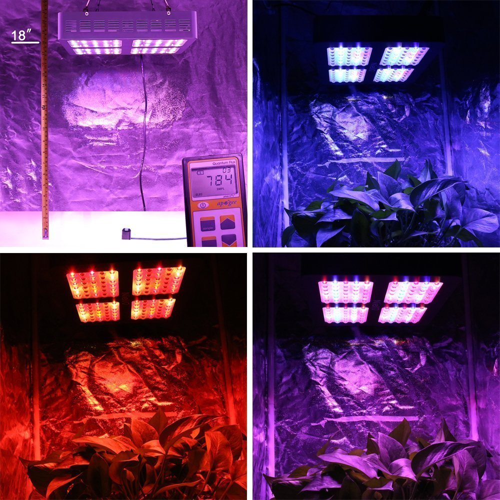 50W LED Grow Light Bulbs piantina crescita e fruttificazione lampada solare a spettro completo ingrandisci lampada per piante da interno 2 PZ E27 Lampadina sostituibile per piante da impianto