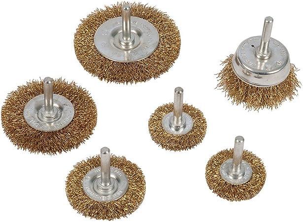 Wire Cup Brush BGS 3983 M14 x 2 Drive /Ø 75 mm x 57 mm