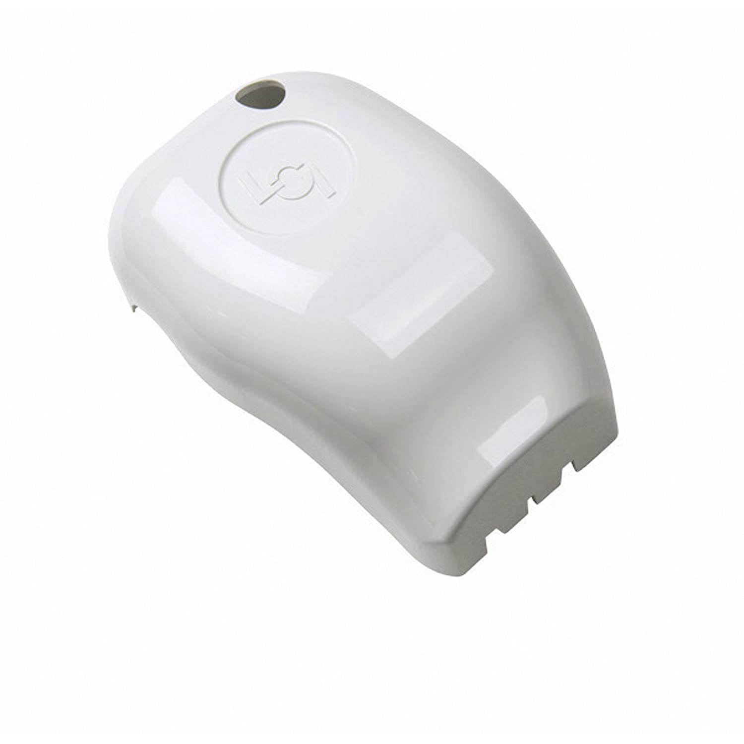 Lippert Components 289557 Solera White Awning Drive Head Front Cover