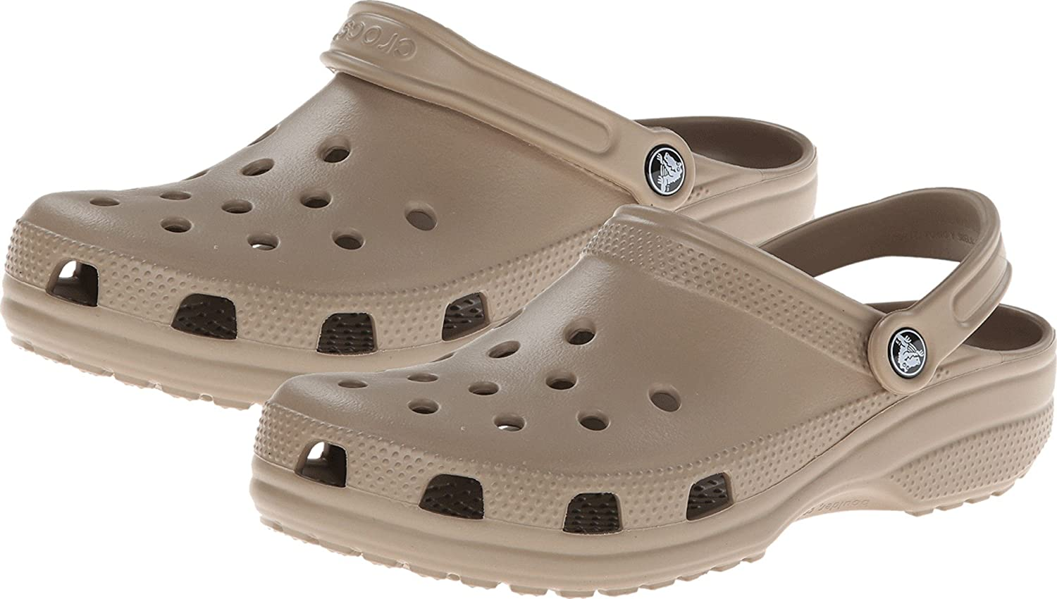 | Crocs Mens and Womens Classic Clog | Water Comfortable Slip On Shoes | Mules & Clogs