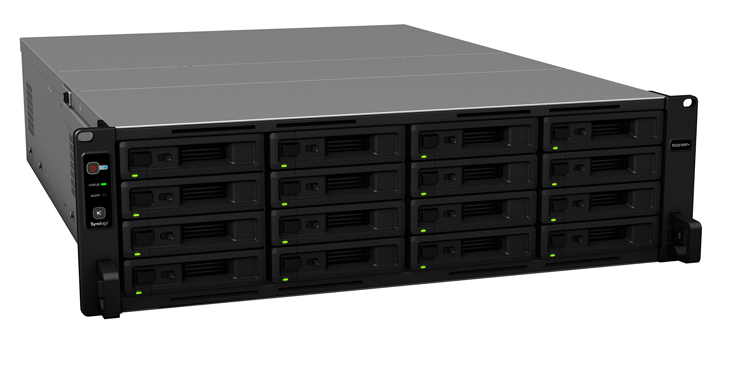Synology RS2818RP+ 16bay NAS Rack Station (Diskless) by Synology (Image #5)