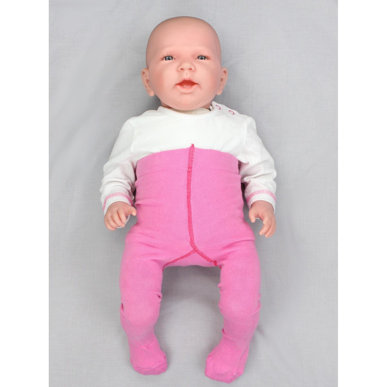TupTam Baby M/ädchen Strumpfhose Blickdicht 3er Pack