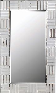 Kenroy Home Sparkle Mirrors, Medium, Chrome Finish