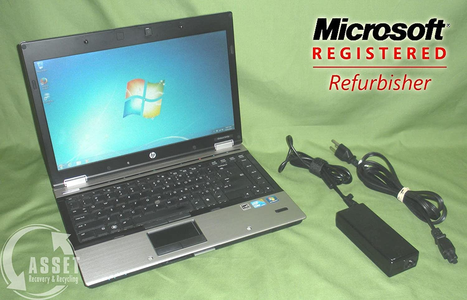 HP EliteBook 8440p XT917UT 14-Inch Laptop