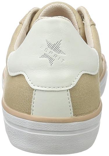 Esprit Mindy Lace Up, Sneakers Basses Femme: : Chaussures et Sacs