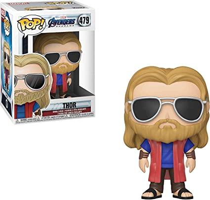 Avengers Issue-Casual Thor Brand New in Box Funko-Pop Marvel