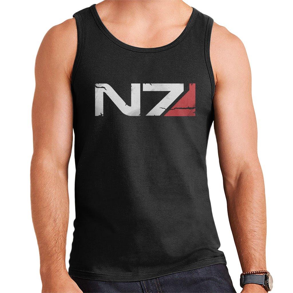 Cloud City 7 Mass Effect N7 Armour Mens Vest