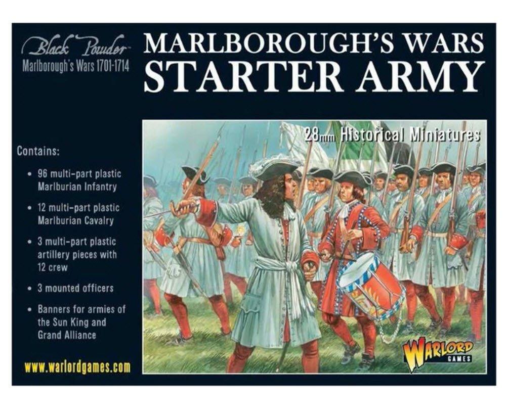 2019高い素材  Black Wars (Warlord Powder - Marlborough's Wars - Starter Starter Army (28mm scale) (Warlord Games) B06WW7R2JG, サワラク:a6cefc26 --- arianechie.dominiotemporario.com