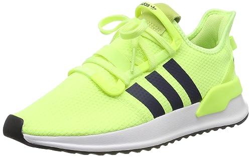 46725da8b adidas Men's U_Path Run Trainers, Gelb (Hi-res Yellow/Collegiate Navy/