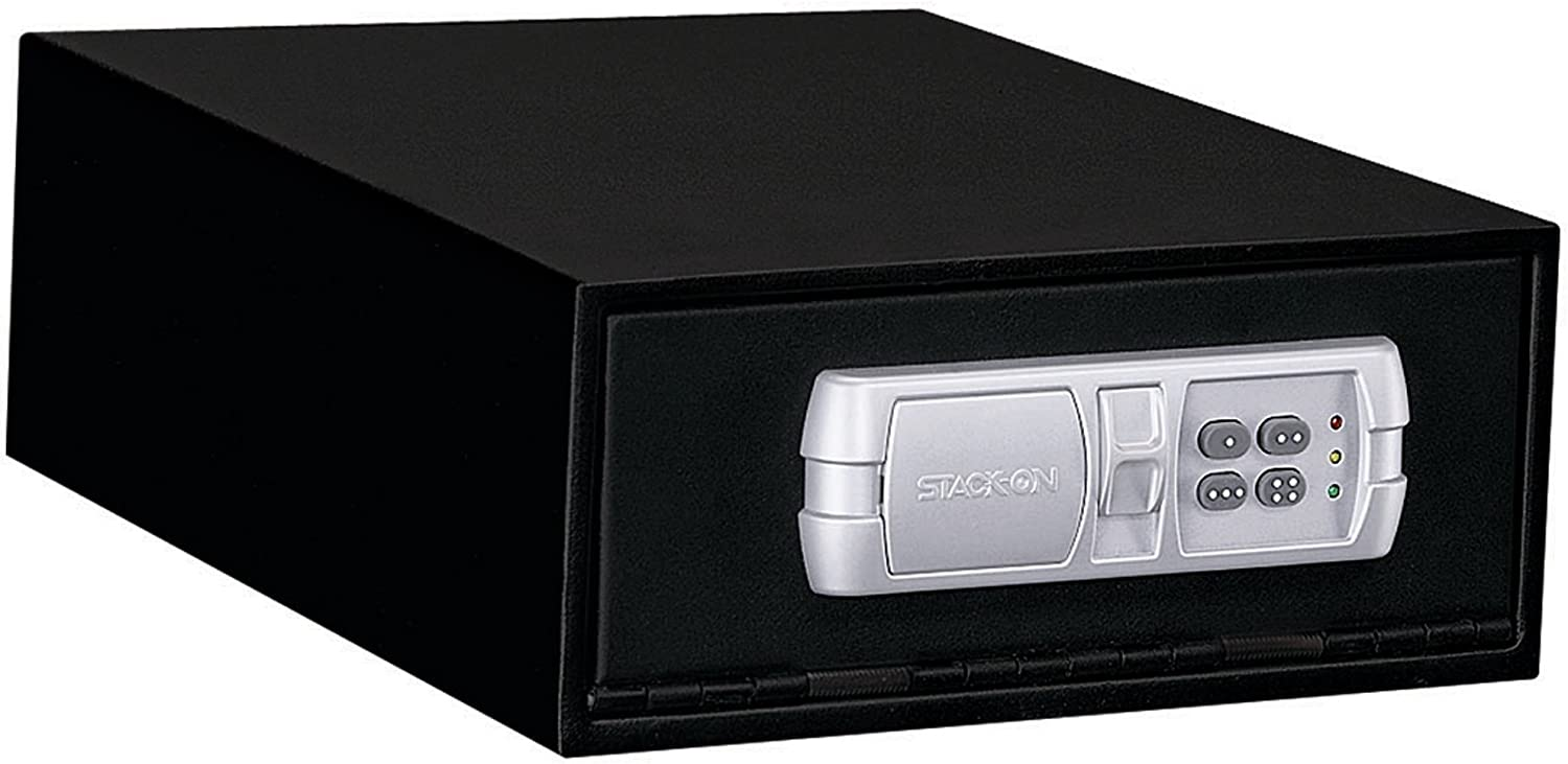 Stack-On QAS-1304-12 Low Profile Quick Access Safe