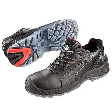 Puma Safety Shoes Pioneer Low S3 SRC, Puma 640520 202 Unisex