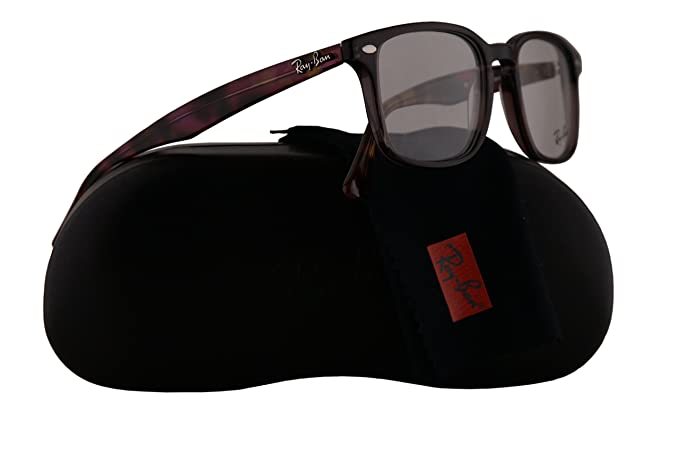 5e434dd7955 Ray Ban RX5353 Eyeglasses 50-19-145 Opal Brown w Demo Clear Lens 5628 RX  5353 RB5353 RB 5353  Amazon.co.uk  Clothing