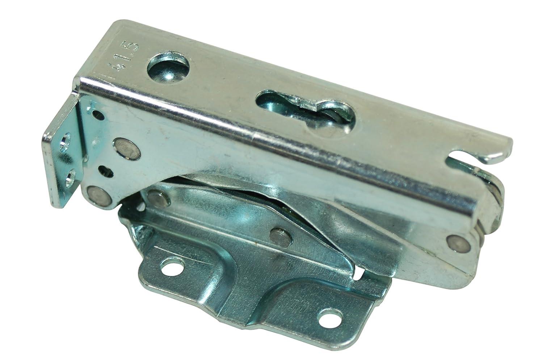 AEG Fridge Freezer Upper Right/Lower Left Hinge 2211202029 ELECTROLUX GROUP 2211202029