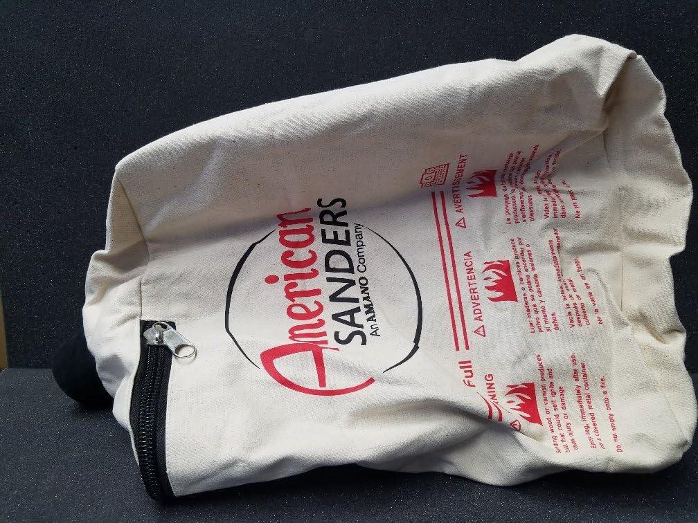 Part #  53544B Dust Bag for Clarke edgers New Styple