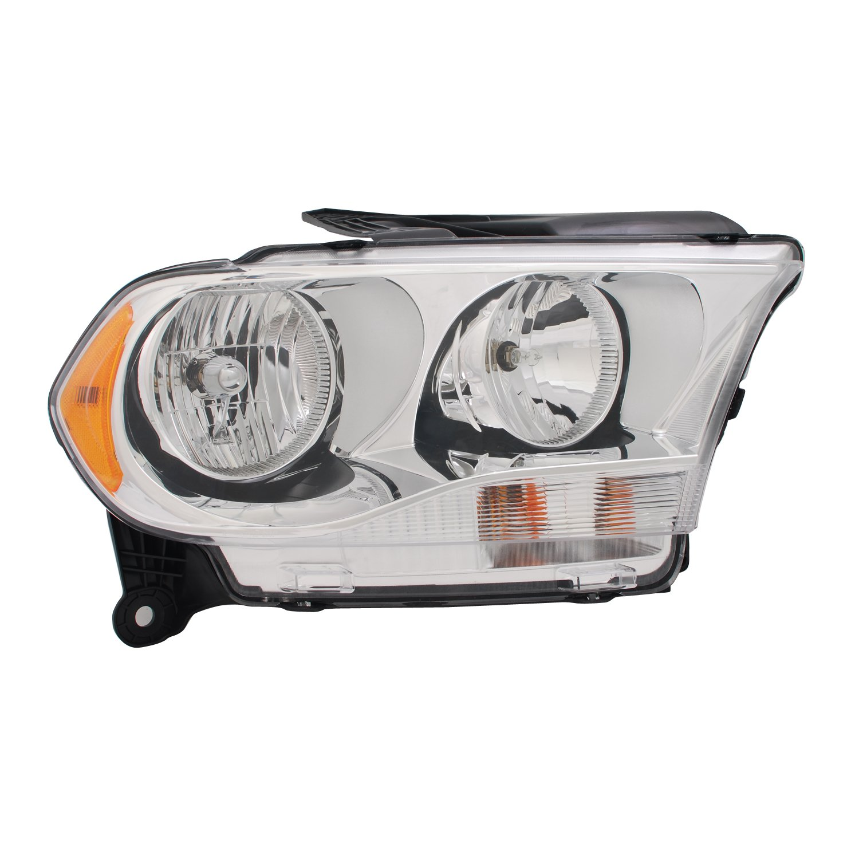 TYC 20-9204-00-1 Dodge Durango Left Replacement Head Lamp