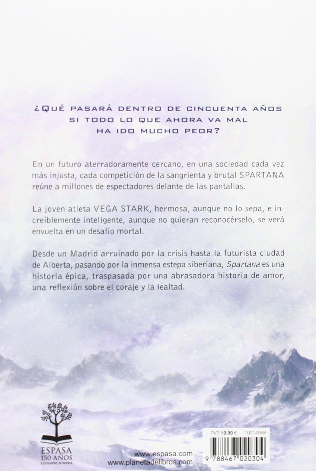 Spartana (ESPASA NARRATIVA): Amazon.es: J. J. Gómez Cadenas ...