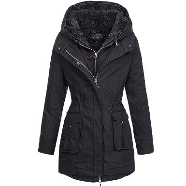 Mantel mit herausnehmbarem innenfutter damen