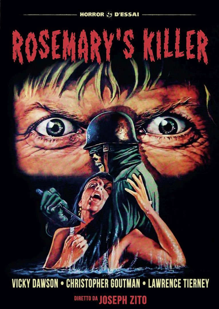 Rosemary's Killer (1981) Edizione 2018 DVD 9