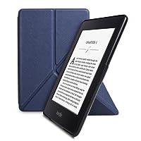 Capa Origami para Kindle Paperwhite - Várias Cores (Azul Marinho)