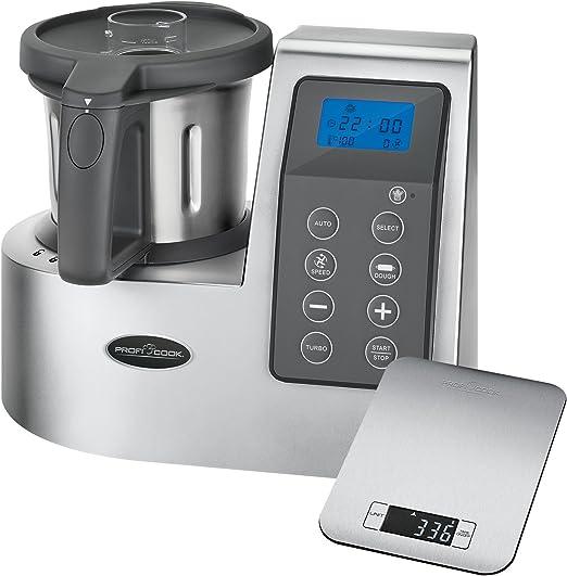 Proficook MKM 1074 - Robot de cocina con 10 funciones, 9 ...