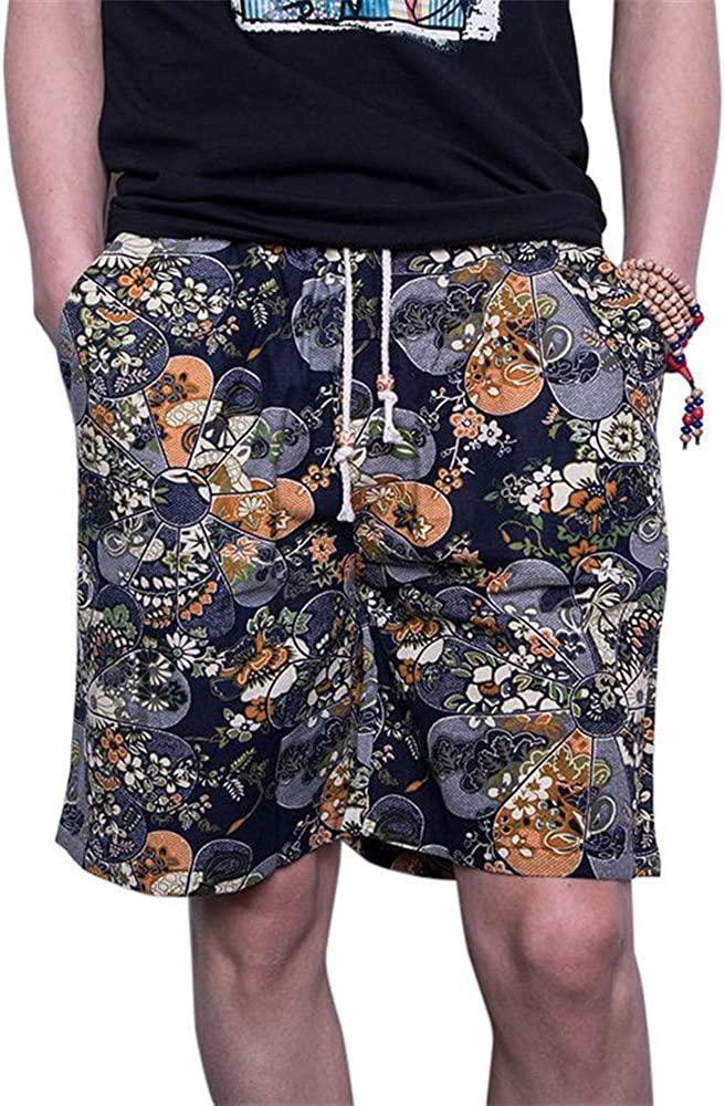 Colorfulhome 2019 Summer Casual Shorts Men Trousers Male Camouflage Beach Mens Short