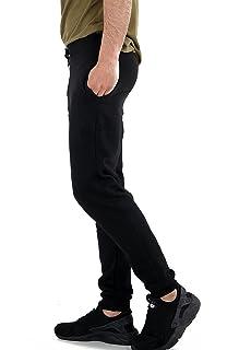 GW CLASSYOUTFIT New Mens Tracksuit Bottoms Fleece Trouser Jogger Pants Sweatpants Jogging Gym Siz S-M-L-