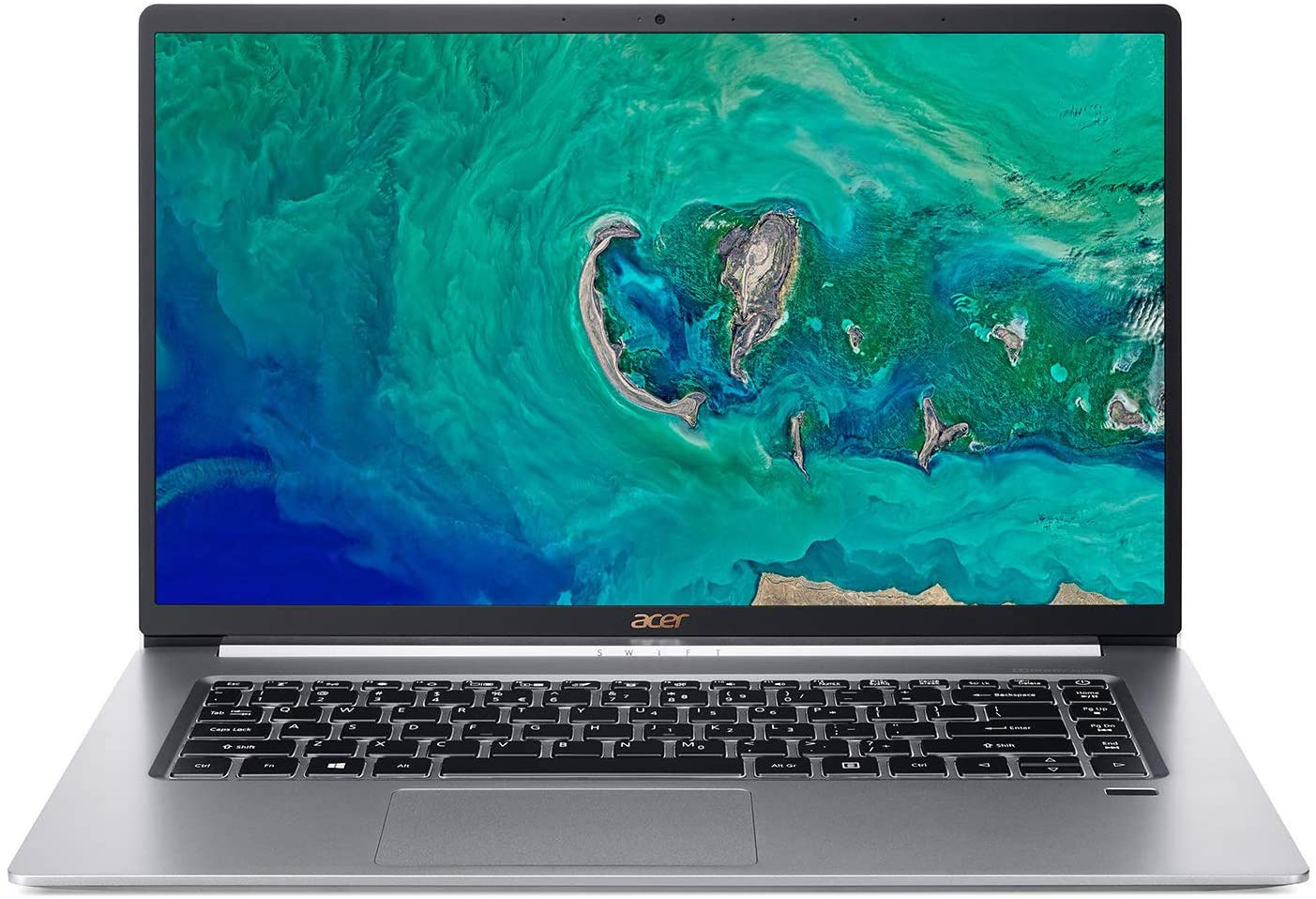 "Acer Swift 5 Ultra-Thin & Lightweight Laptop 15.6"" FHD IPS Touch Display in a thin .23"" bezel, 8th Gen Intel Core i7-8565U, 16GB DDR4, 512GB PCIe NVMe SSD, Back-lit Keyboard, Windows 10 SF515-51T-73TY"